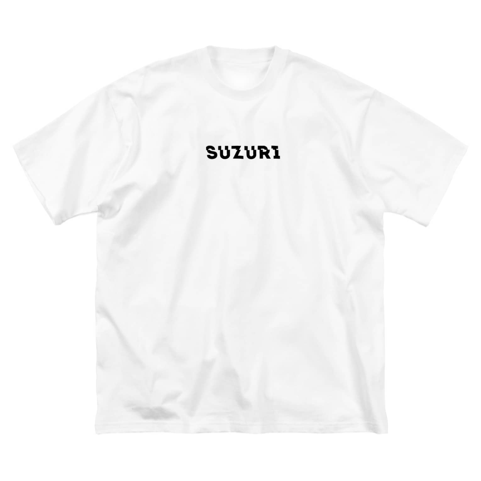 Big silhouette T-shirts