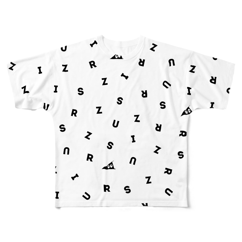Full graphic T-shirts
